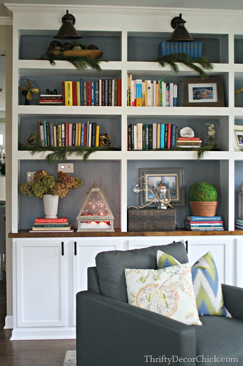 DIY bookcases