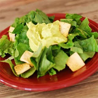 Cucumber-Avocado Salad Dressing.
