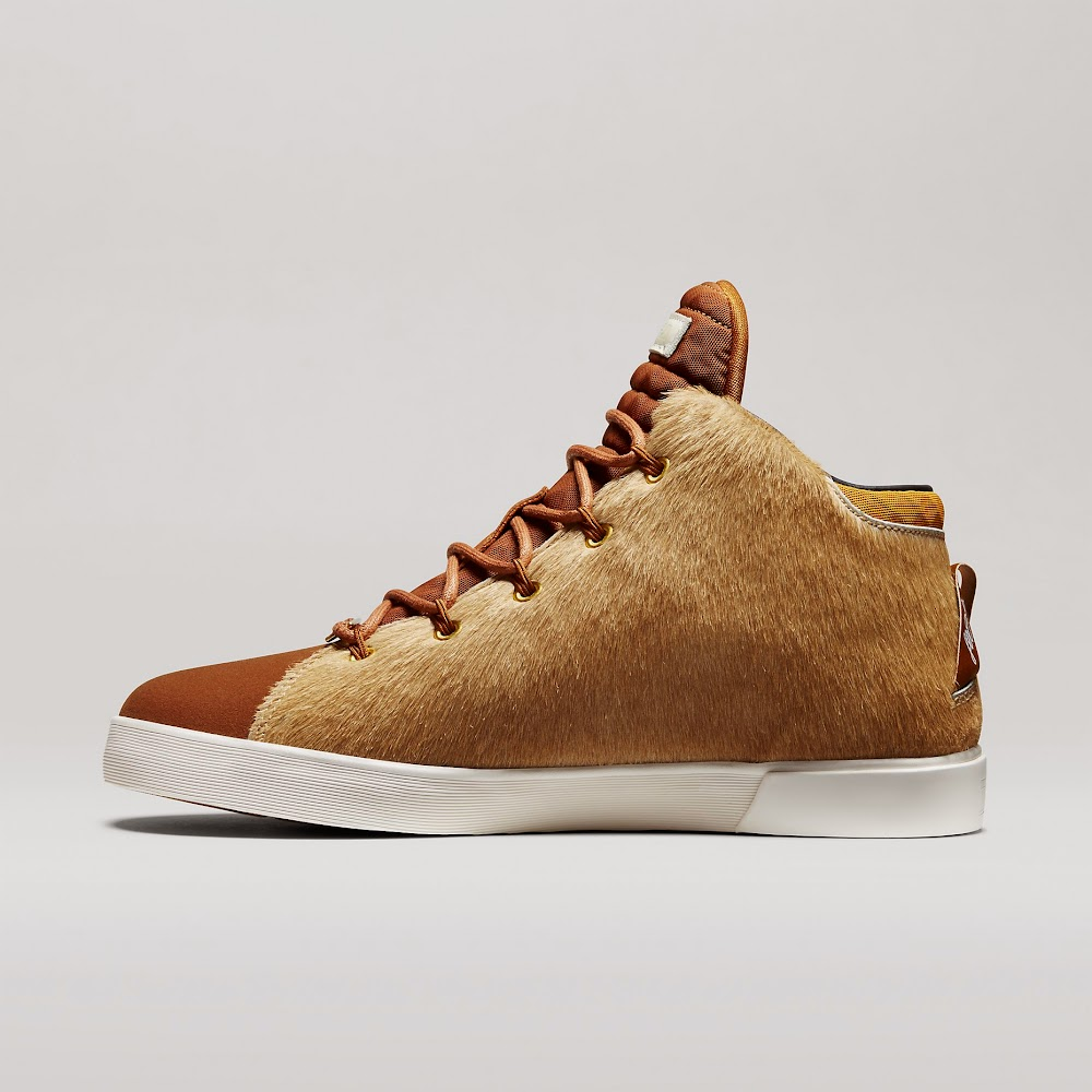 newest e1fff 2c49f ... 8220Lion8217s Mane8221 Nike LeBron XII Lifestyle Drops on 1227 ...