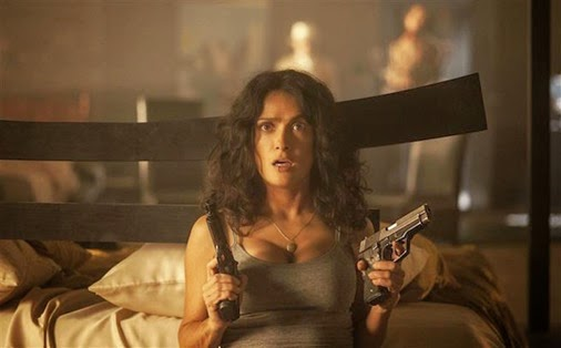 salma hayek in EVERLY