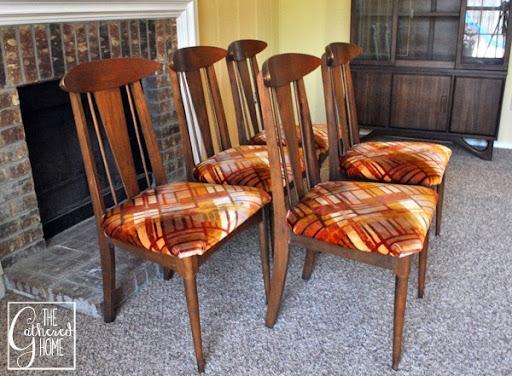 Garrison Mid Century Chairs 3