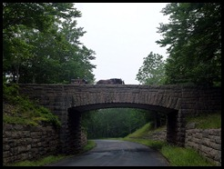 15b - Post 17 - Carriage road bridge that connects to Day Mountain