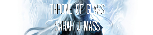 Throne of Glass UK Cover