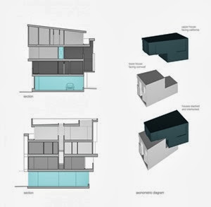 plano-arquitectura-Casa 300 Cornwall Kennerly Architecture & Planning