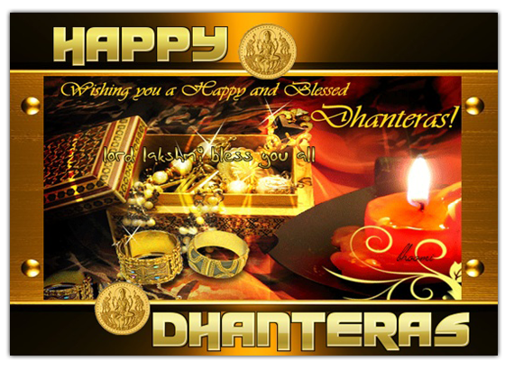 Shubh Dhanteras Animated Greeting Cards  IMAGES, GIF, ANIMATED GIF, WALLPAPER, STICKER FOR WHATSAPP & FACEBOOK