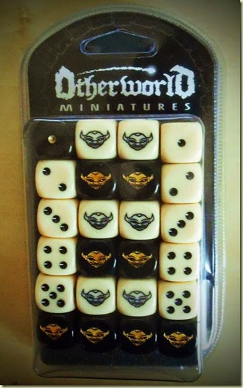 Otherworld Demon Dice