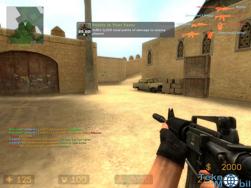 Counter Strike Source Full