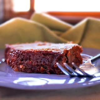 Gluten-Free Maple Meatloaf.