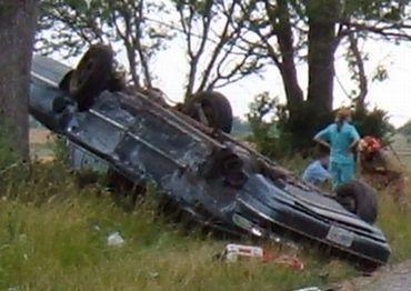 Crash July 17, 2007 @ 7pm @ 7th road