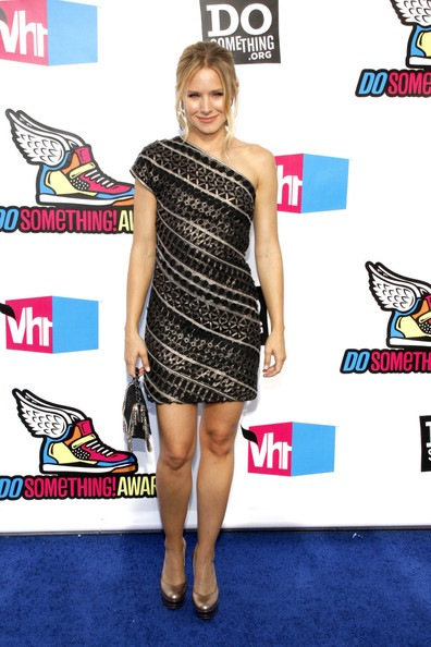 Kristen Bell Stars VH1 Something Awards Hollywood