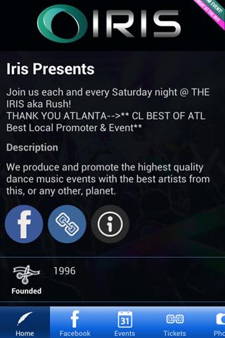 Iris Presents