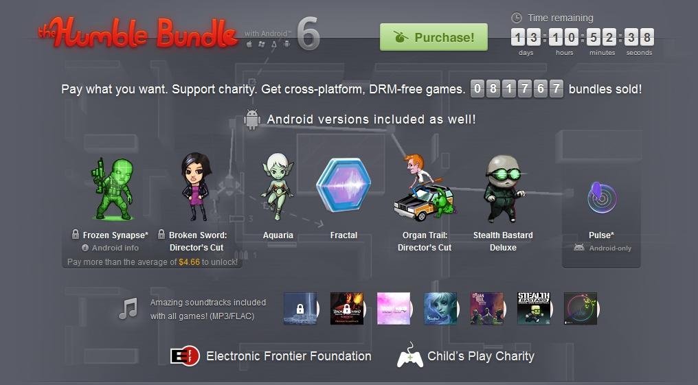 Indie Retro News: HUMBLE BUNDLE