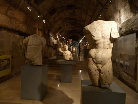 Imagini Liban: Muzeu Baalbek