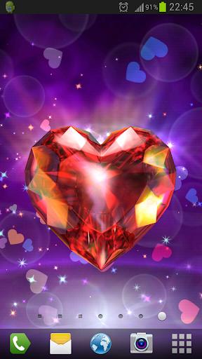 現場鑽石心3D:甜 免費