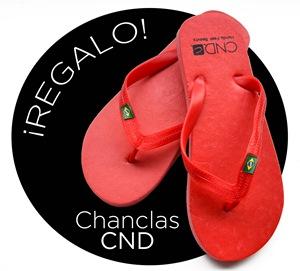 REGALO CHANCLAS