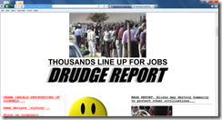 obama thousands line up for jobs
