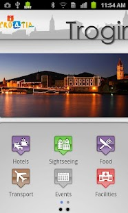 iCroatia - Trogir on your palm - screenshot thumbnail