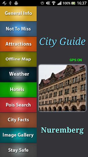 Nuremberg Offline Guide