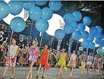 Fashion Steps Out 2013 FSO Blugirl SPRING SUMMER SINGAPORE Fausto Puglisi Victoria Beckham Coach J.Press Robinsons Marks Spencer Maria Grachvogel Adolfo Dominguez Ashley Isham Amaya Arzuaga Fall Winter Orchard Road