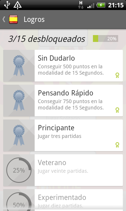 Trivial España 2 - screenshot