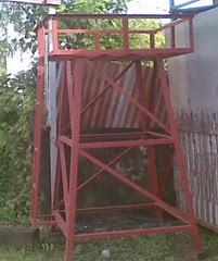 Bengkel Las Lasindo Teknik Menara Tangki Air