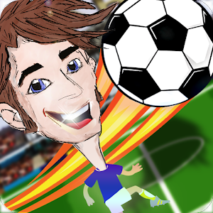 Football heads soccer stars for PC and MAC