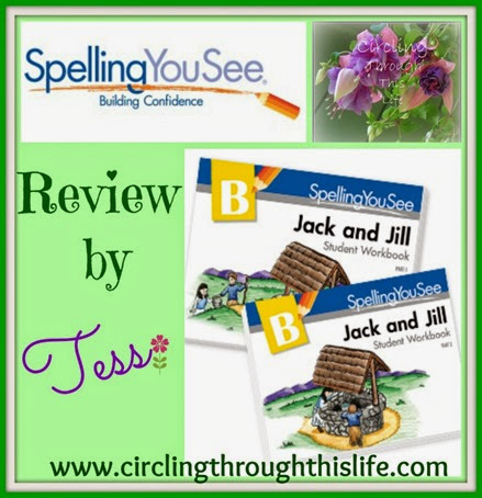 Spelling You See Curriculum Review Collage