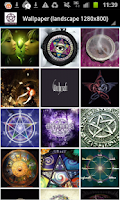 Screenshot of Wiccan & Witchcraft Spells PRO
