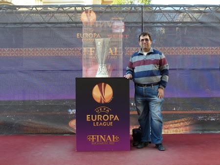 Eveniment fotbal Romania: Europa League la Bucuresti