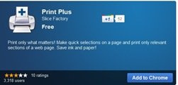 print-plus-extensie chrome