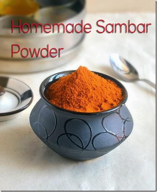 Sambar-powder-recipe