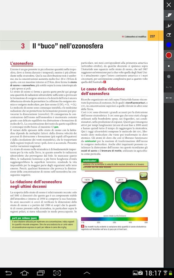 Scuolabook- screenshot