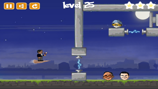 Muffler Man Game on Kejriwal - screenshot thumbnail