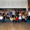 Новогодишно парти в читалището 2008