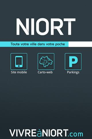 Ville de Niort- screenshot