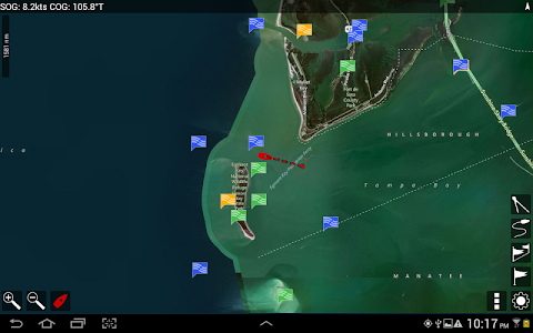 MX Mariner - Marine Charts v1.6.74 (build 74)