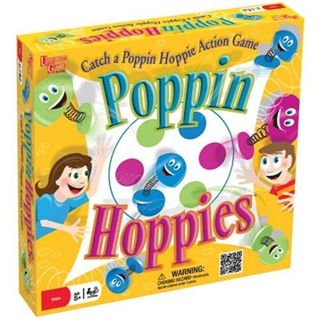 Poppin Hoppies Box art