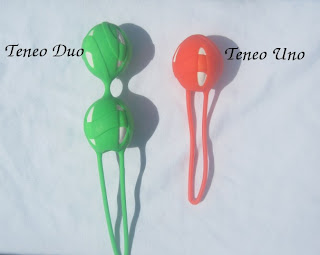Fun Factory's Smartballs Teneo Uno and Teneo Duo