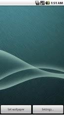Wave Live Wallpaper Full
