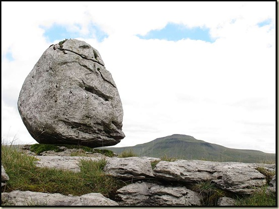 Boulder on Scales Moor
