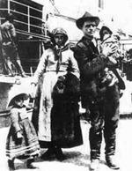 emigrantes canarios
