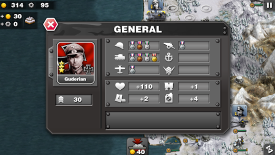 Glory of Generals HD- screenshot thumbnail