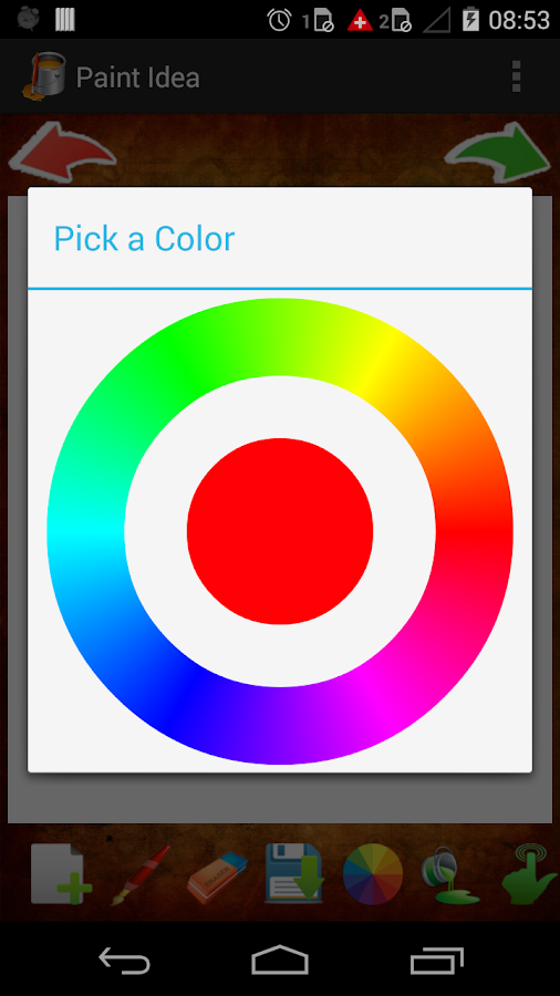 paint idea android apps on play