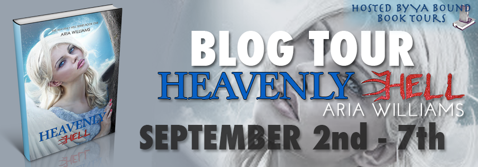 {Review+Giveaway} Heavenly Hell by Aria Williams