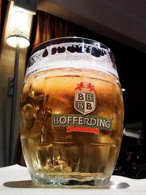 Bofferding beer