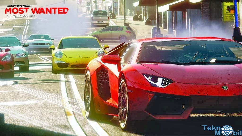 Need For Speed Most Wanted 2 2012 Full