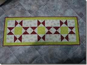 Kelly's Table Runner