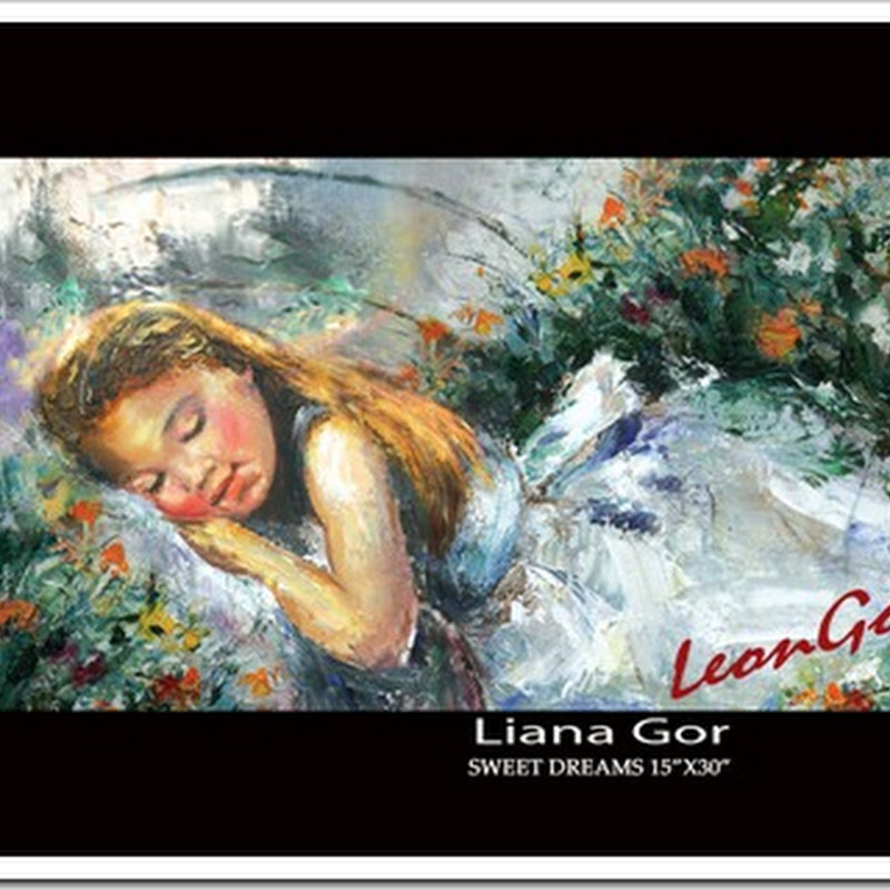 Artist Interview With Liana Gor/Goroian – Portrait Painter
