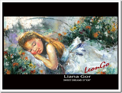 sweet dreams liana goroian