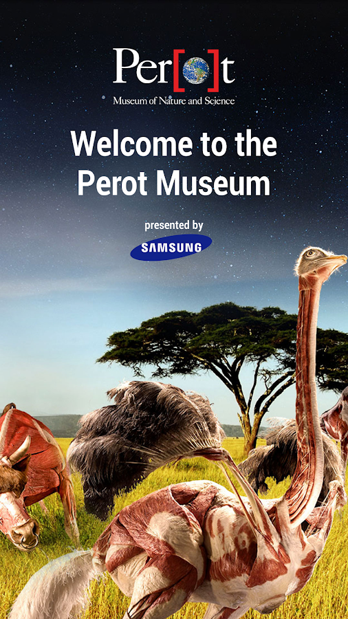 Perot Museum - screenshot